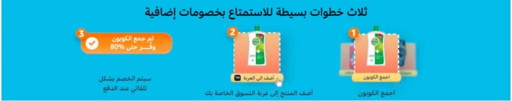 خطوات تفعيل كوبون الخصم في أمازون السعودية
