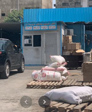 مكتب الأسطورة للشحن، وتسليم البضائع